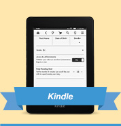 Prêmio 1 - Kindle