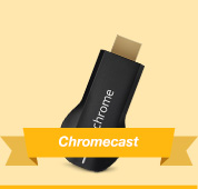 Prêmio 5 - Chromecast
