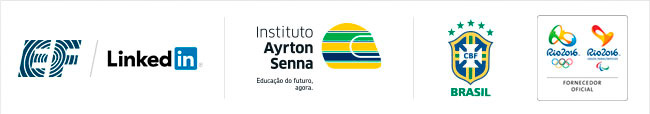 EF / LinkedIn - Instituto Airton Senna / CBF Rio 2016